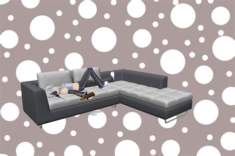 dl couch mmd realistic sofa download by jj panda chan on deviantart