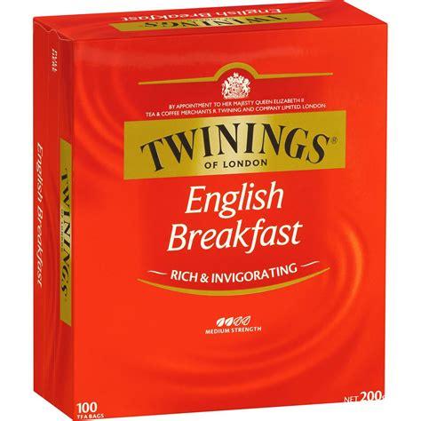 Twinings Detox Tea Woolworths by Twinings Breakfast Tea Bags 100pk 200g Woolworths