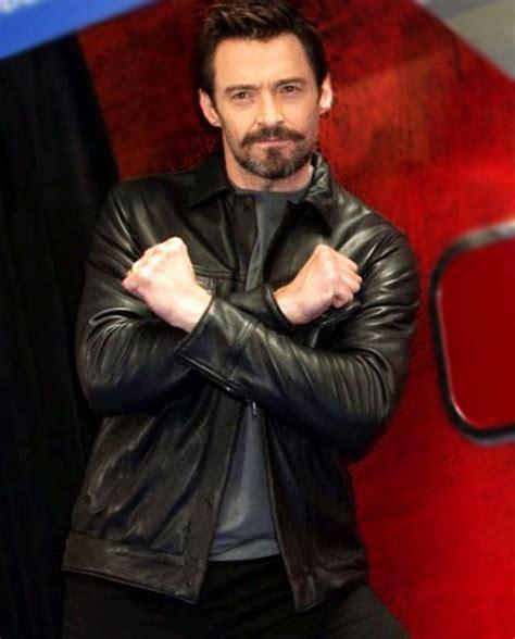 wolverine actor options new x men hugh jackman jacket top celebs jackets