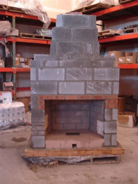 Fireplace Concrete Mix by Fireplace Emissions