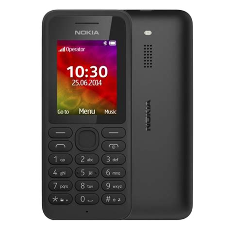 Nokia 130 Dualsim nokia 130 dual sim feature phone black price in india buy nokia 130 dual sim feature phone