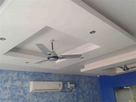 Modern Fall Ceiling by Home Design Decorating Gypsum Board False Ceiling Designs For Modern Small Bedroom False