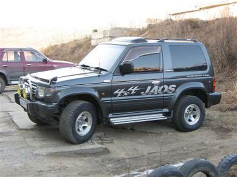 1992 Mitsubishi Pajero For Sale