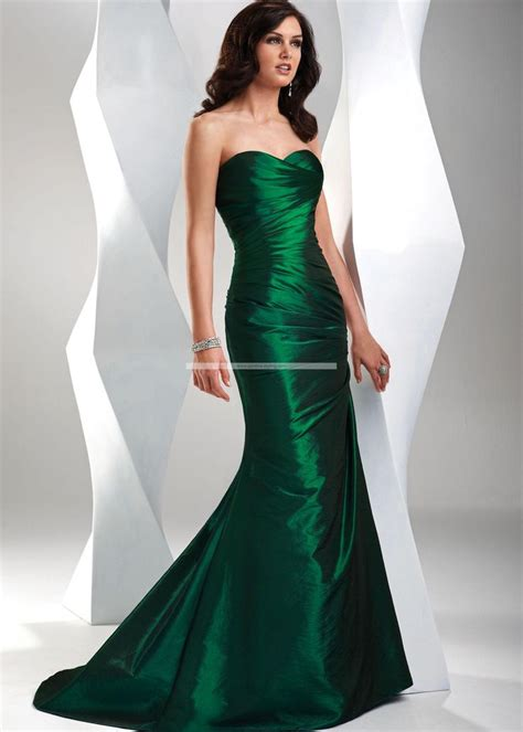 green cocktail emerald green prom dress ballgown prom dresses