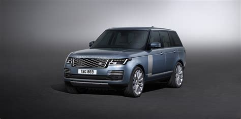 2018 new range rover 2018 range rover facelift unveiled with new in hybrid