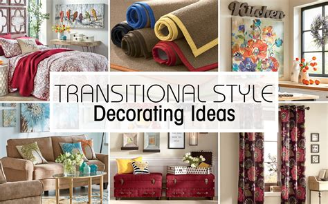 Transitional Home Decor Make The Shift To A Transitional Home D 233 Cor Style