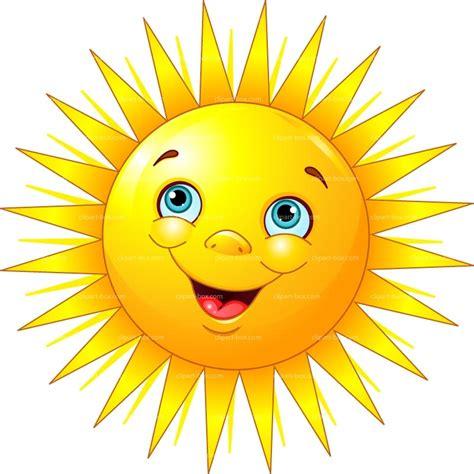 clipart sun sun clipart vector clipartsgram