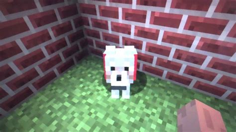 how to pet dogs how to make a in minecraft
