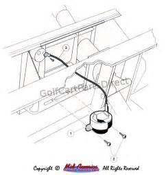 reverse buzzer club car parts amp accessories