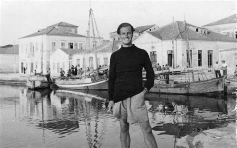 leigh fermor a in letters books leigh fermor s letters are an unmissable feast