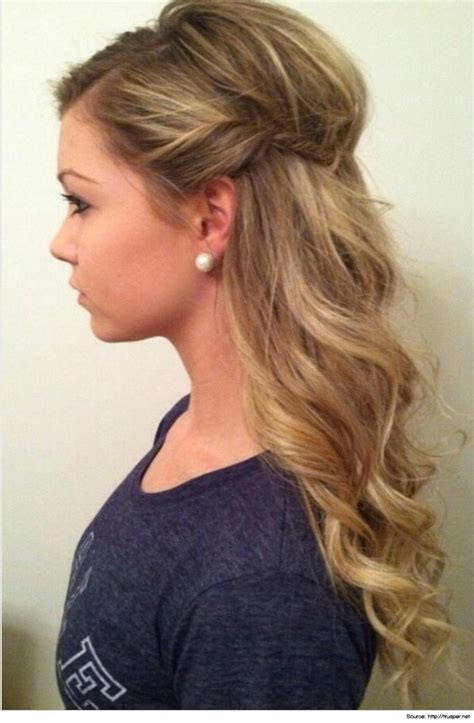 how to do a puff hairstyle steps by step the gallery for gt easy summer hairstyles step by step