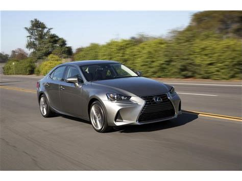 lexus is350 2018 2018 lexus is is 300 f sport awd specs and features u s