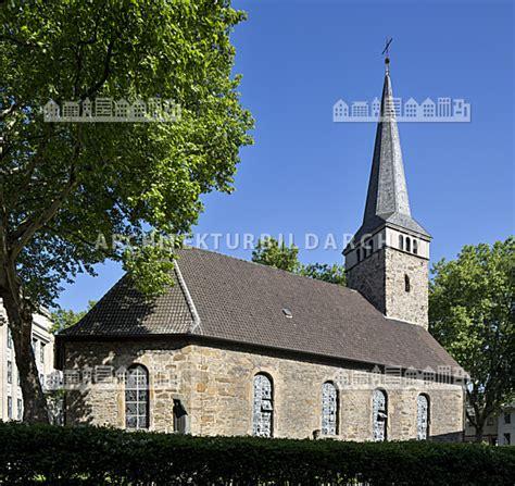 architekt bochum pauluskirche bochum architektur bildarchiv