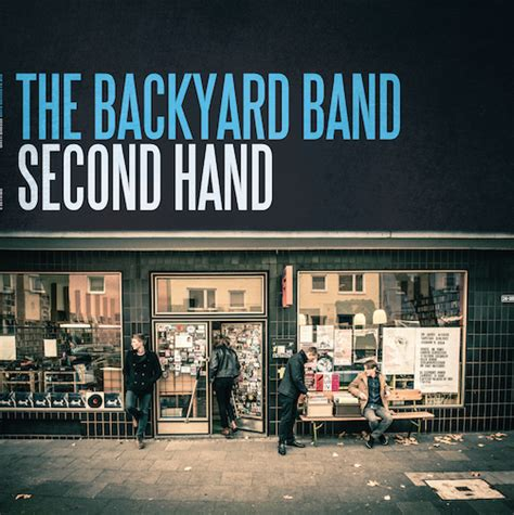 the backyard band cd the backyard band quot second hand quot drumming monkey records