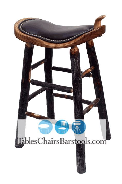 mexican bar stools leather amish built rustic lodge western style bar stool with