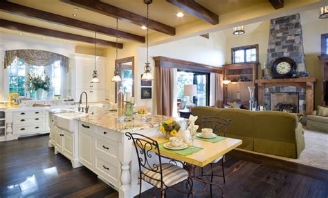 house design with kitchen in front new home designs trending this 2015 the house designers