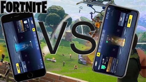 fortnite mobile iphone   iphone