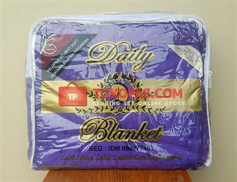 Selimut Dewasa Bulu Halus Selimut Bulu Halus Ukuran 150 X 200 Cm 02 selimut polos daily blanket bulu halus grosir murah