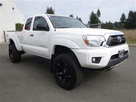 Toyota Tacoma 2015 Price 2015 Toyota Tacoma Trd Road V6 Price Drop Outside