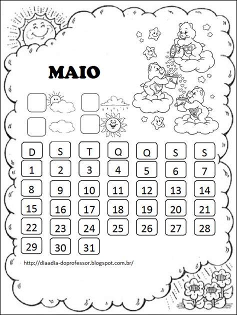 Calendario Do Som Dia A Dia Do Professor Calend 225 Rios 2016