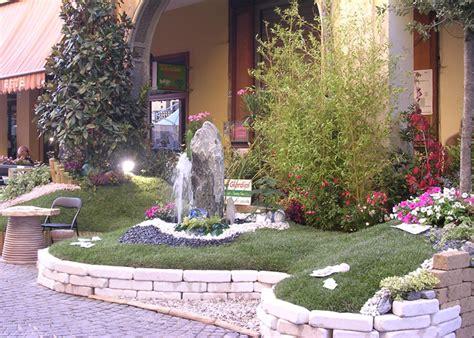 allestimento giardino fiera di cento galleria