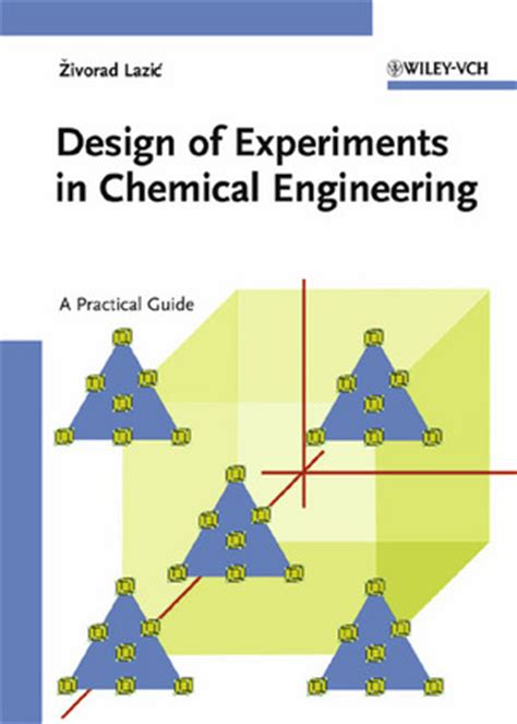 design experiment book wiley vch lazic zivorad r design of experiments in