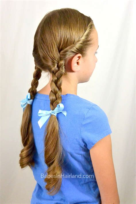dorothy gale hairstyles dorothy gale braids halloween hairstyle babes in hairland