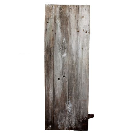 Antique Barn Doors For Sale Salvaged Plank Door From Barn In Keokuk Iowa 30 Ned96 For Sale Antiques Classifieds