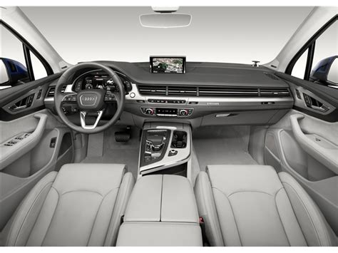 audi suv q7 interior audi q7 prices reviews and pictures u s
