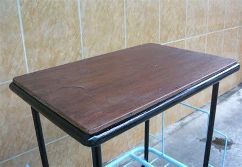 Meja Setrika Kecil antikpraveda meja kecil tempat koran