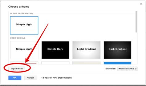 how to put themes on google slides app 10 tips to make engaging presentations in google drive
