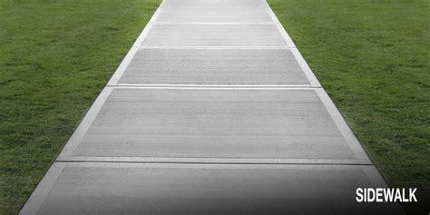 replacing sidewalk section residential sidewalk installation and repair angels