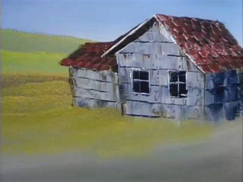 bob ross painting house bob ross house by the road season 9 episode 8