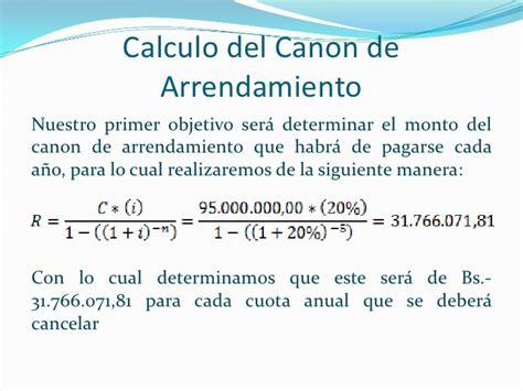 aumento del canon de arrendamiento para el 2016 formato incremento canon arrendamiento incremento de