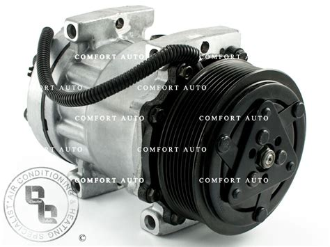 new a c compressor with clutch air conditioning fits 94 05 dodge ram 2500 3500 ebay