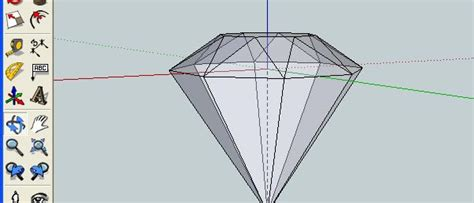 sketchup layout vector wireframe how to create 3d gemstones using adobe illustrator and