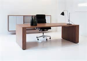 contemporary executive office desk home furniture design - Contemporary Executive Office Desk