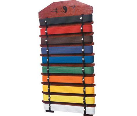 Display Racks Canada by Karate Belt Display Rack 10 Level Karate Taekwodno