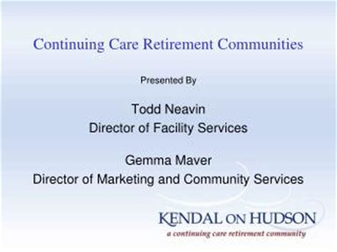 retirement communities 101 what is a continuing care retirement community a practical guide to understanding and researching a ccrc books ppt continuing care retirement communities carf ccac