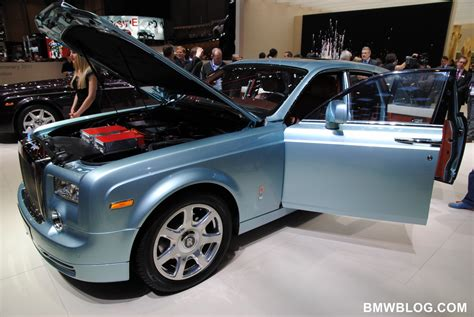 Electric Rolls Royce by 2010 Rolls Royce 102ex Electric Concept Car Pictures