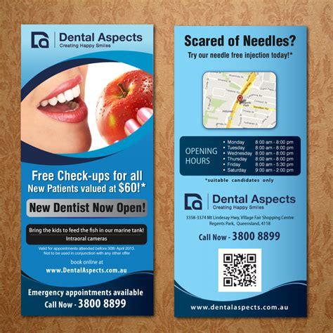 59 serious modern dental flyer designs for a dental