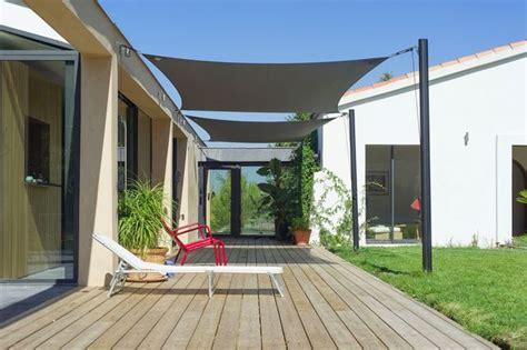 Terrasse Voile D Ombrage by Parasol Voile D Ombrage Des Mod 232 Les D 233 Co Pour L