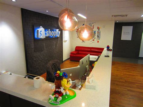 Front Desk Hq by From Shopify Hq Part 3 Some Of The Rooms The
