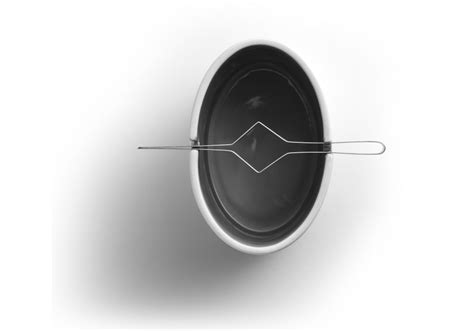 Kerzenhalter Oval by Oval Kerzenhalter Design House Stockholm Milia Shop