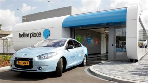 better place car battery swapping israeli startup better place is dead