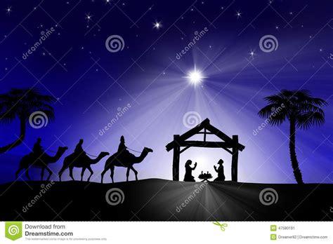 christian christmas nativity scene nativity christian christmas scene vector illustration