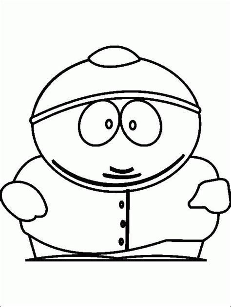 South Park Coloring Pages To Print Coloring Home