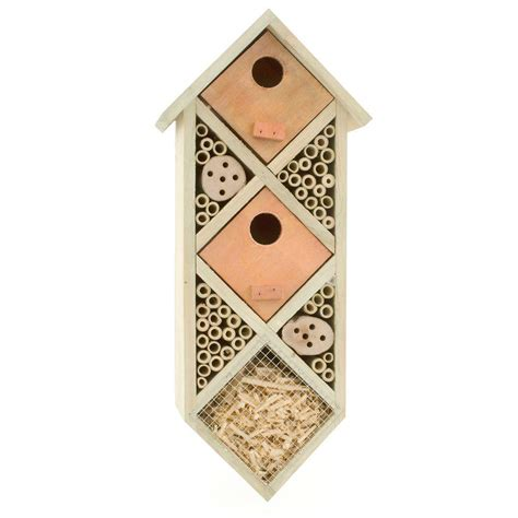 buy bee house bambeco diamondback bee house 491568169 the home depot