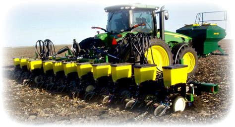 row crop precision planting equipment planters norseman