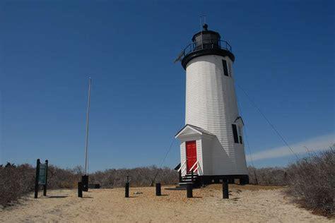Chappaquiddick Lighthouse Cape Poge Light Chappaquiddick Island Martha S Vineyard Massachusetts